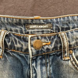 Billabong Jean Shorts